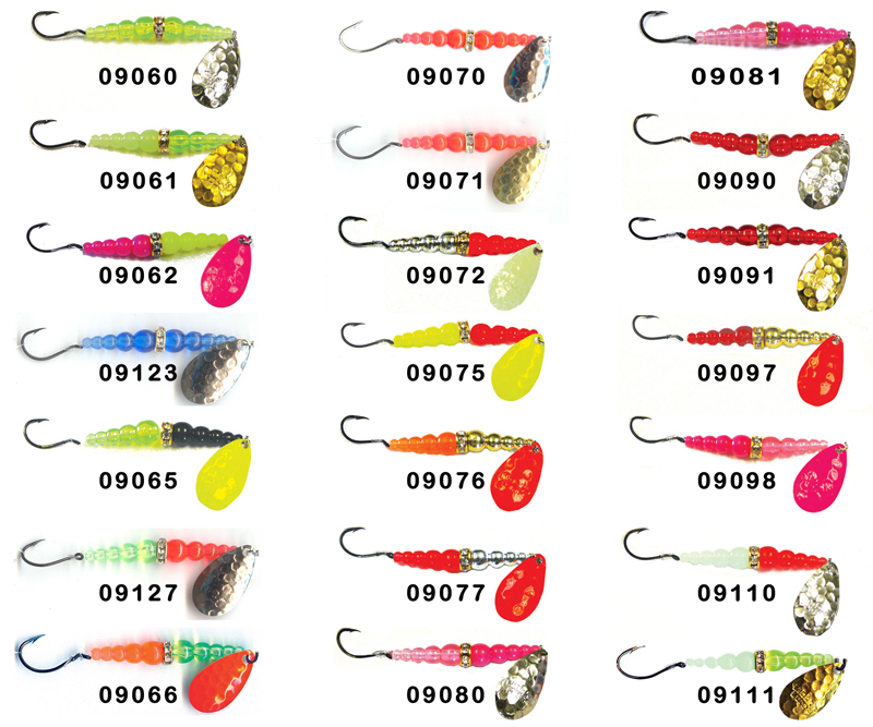 Mack0s wedding ring classic original series lures maumee for Wedding ring fishing lure