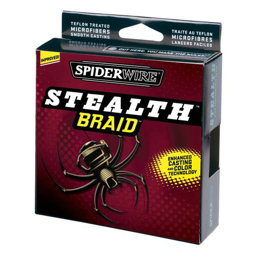 spiderwire braid stealth