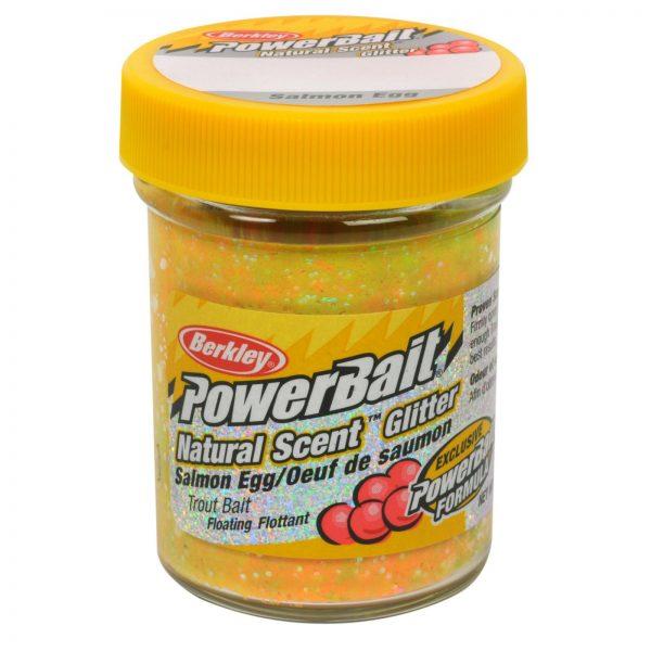 PowerBait® Natural Glitter Trout Bait