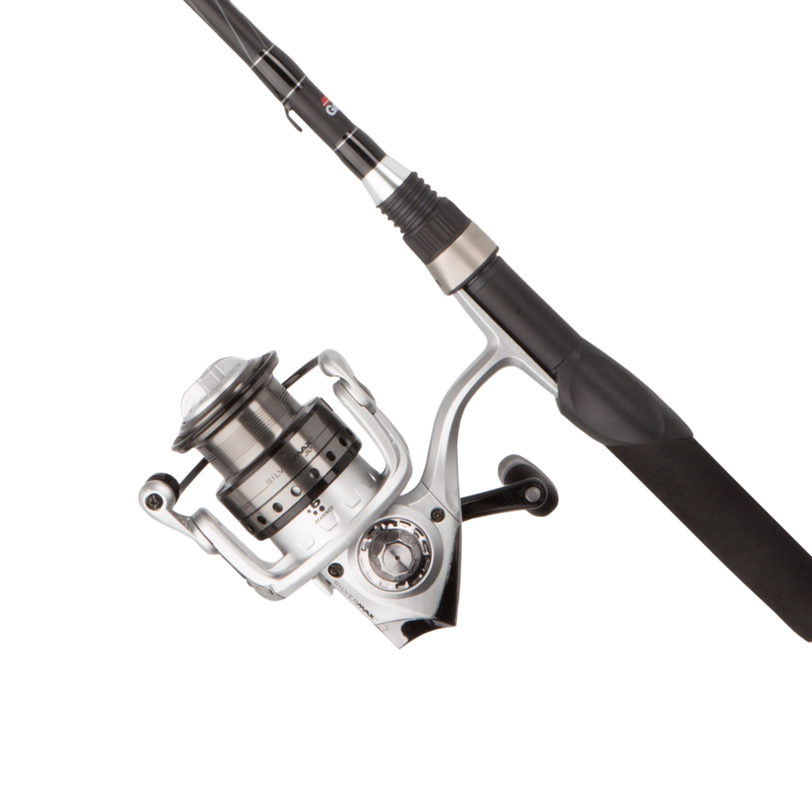 Abu Garcia 174 Silver Max Spinning Combo Maumee Tackle