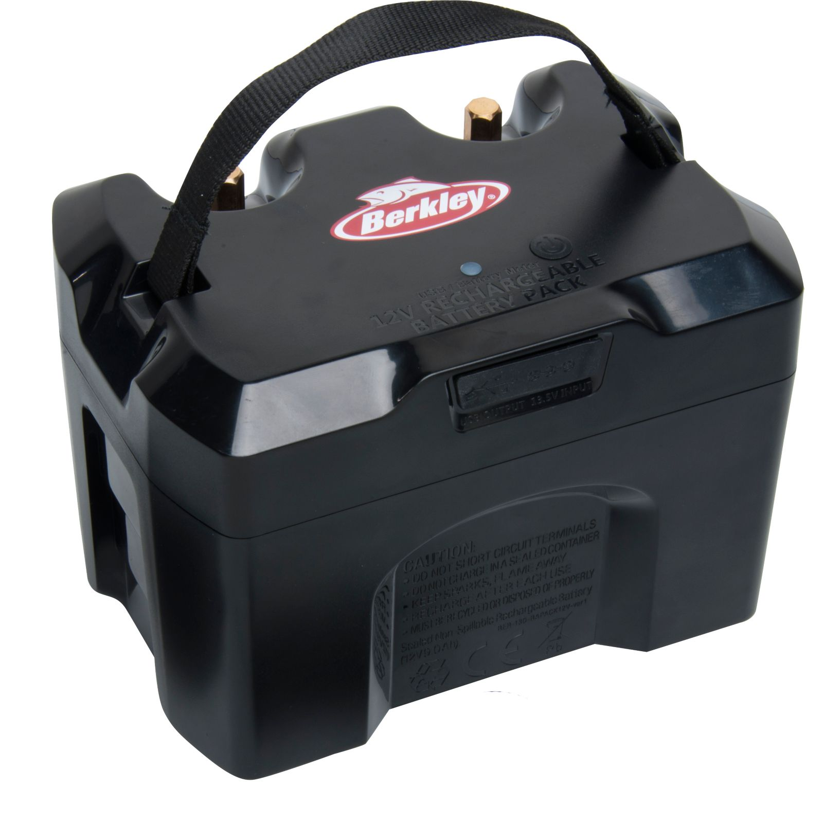 Berkley power pack battery 9 amp maumee tackle for Battery powered fish finder