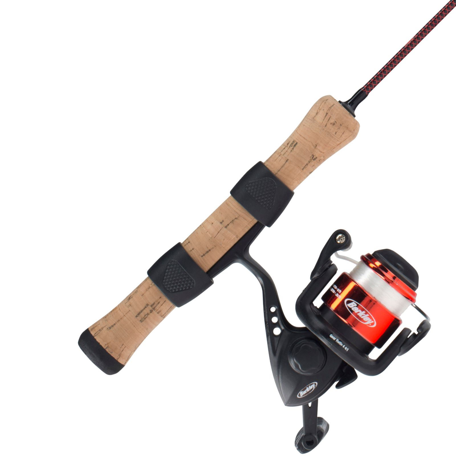 Berkley 174 Cherrywood 174 Hd Ice Combo Maumee Tackle