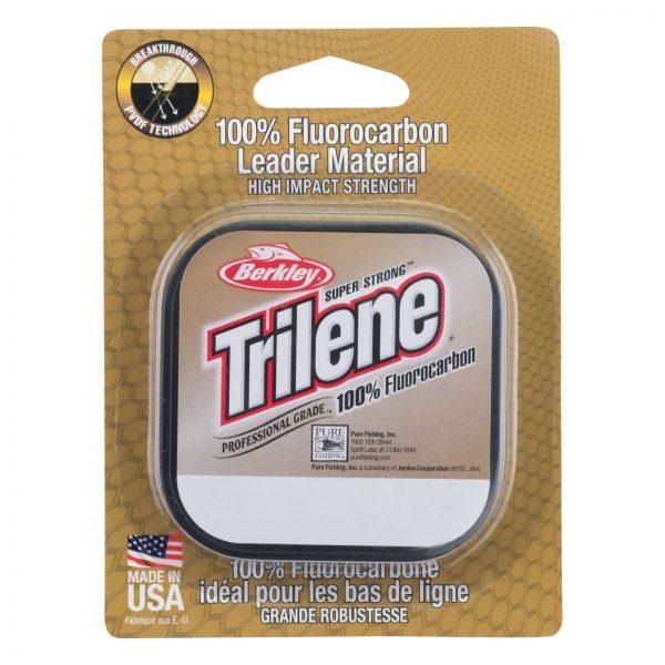 Berkley® Trilene® 100% Fluoro Leader Mat