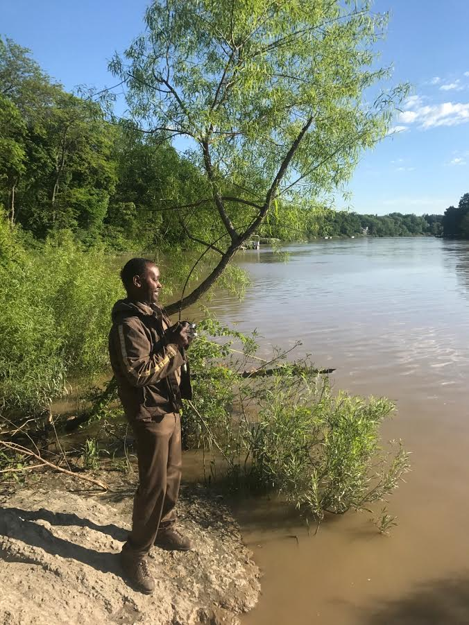 Maumee river report 3 june 2017 for Maumee river fishing