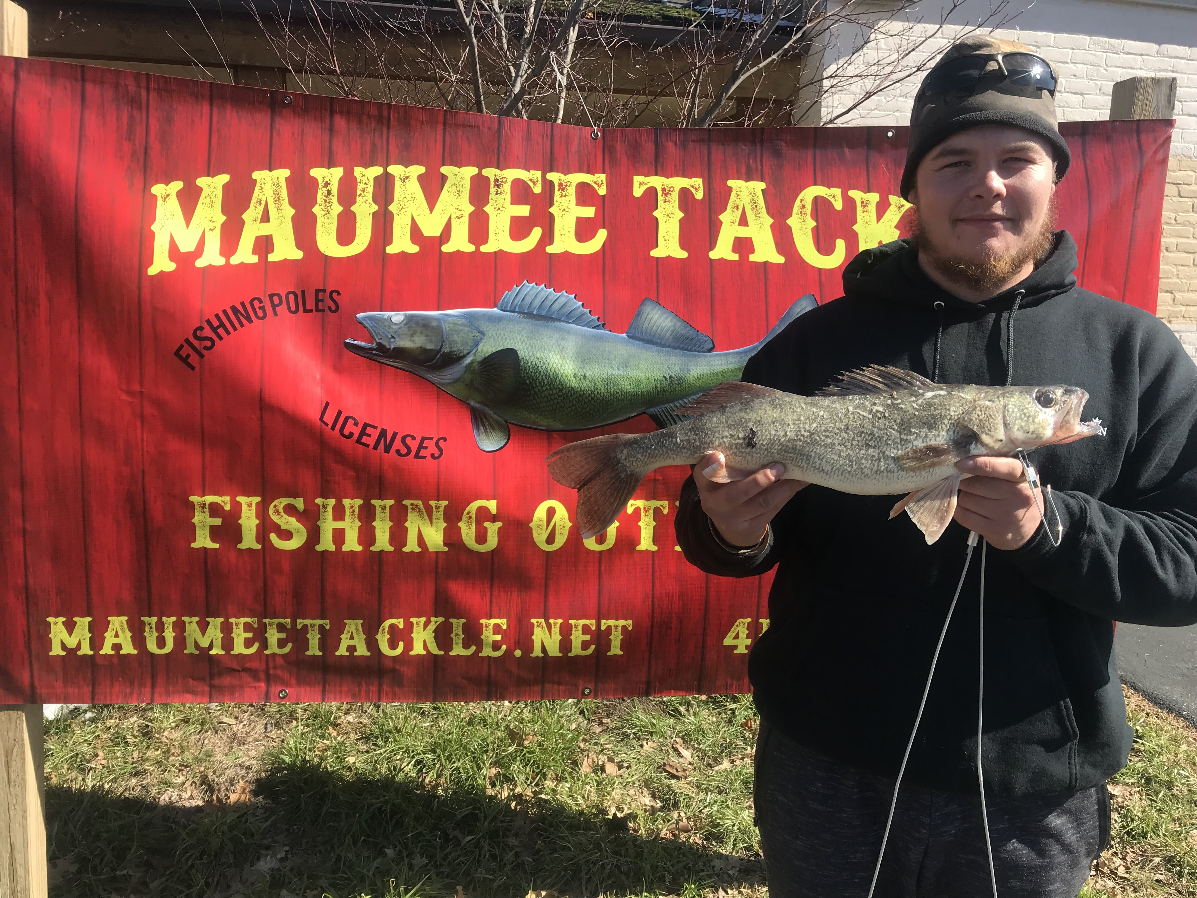 Maumee river report march 4 2018 for Maumee river fishing report