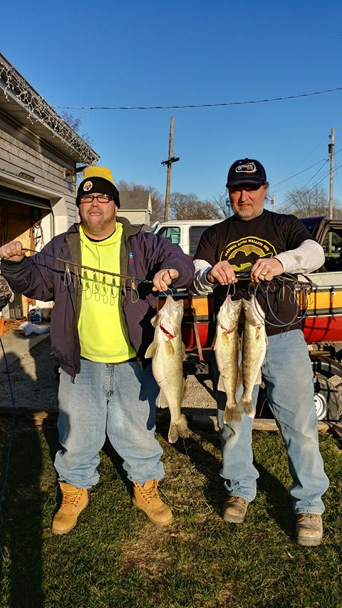 Maumee river report march 5th 2018 big jack contest for Maumee river fishing report