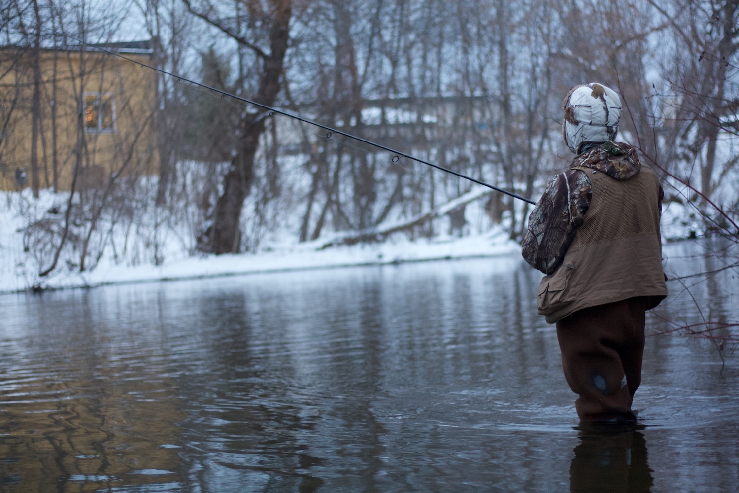 Maumee River Report-November 14 , 2019