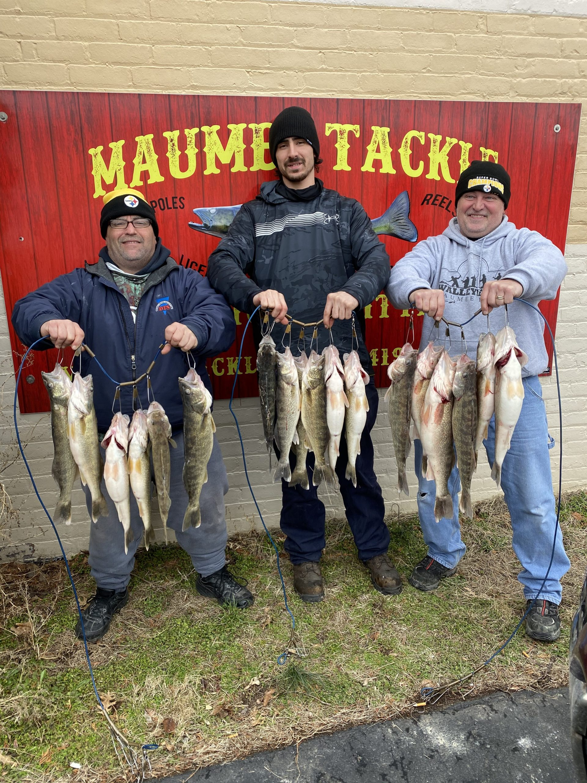 31 st  Annual Maumee Tackle Tournament – April 24 , 2021 signups now available