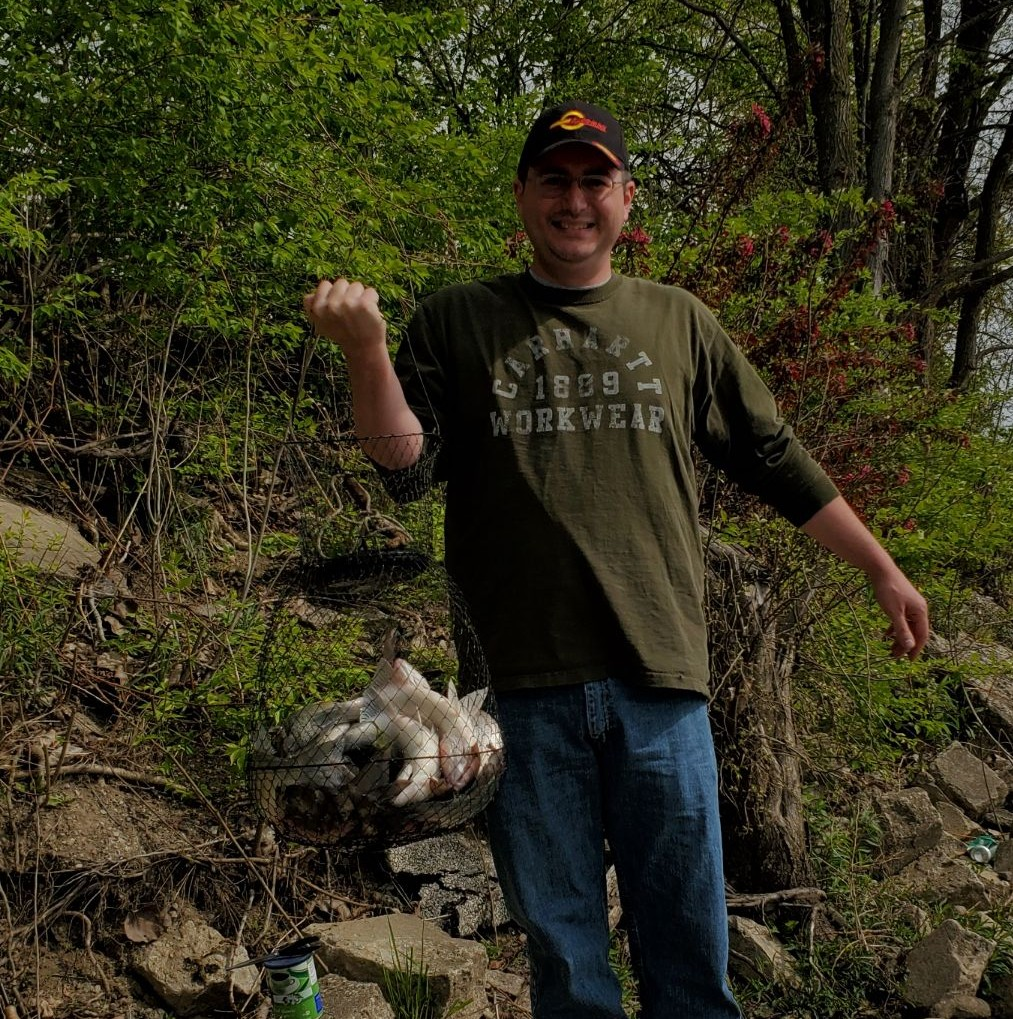 Maumee river report- 28 April 2021