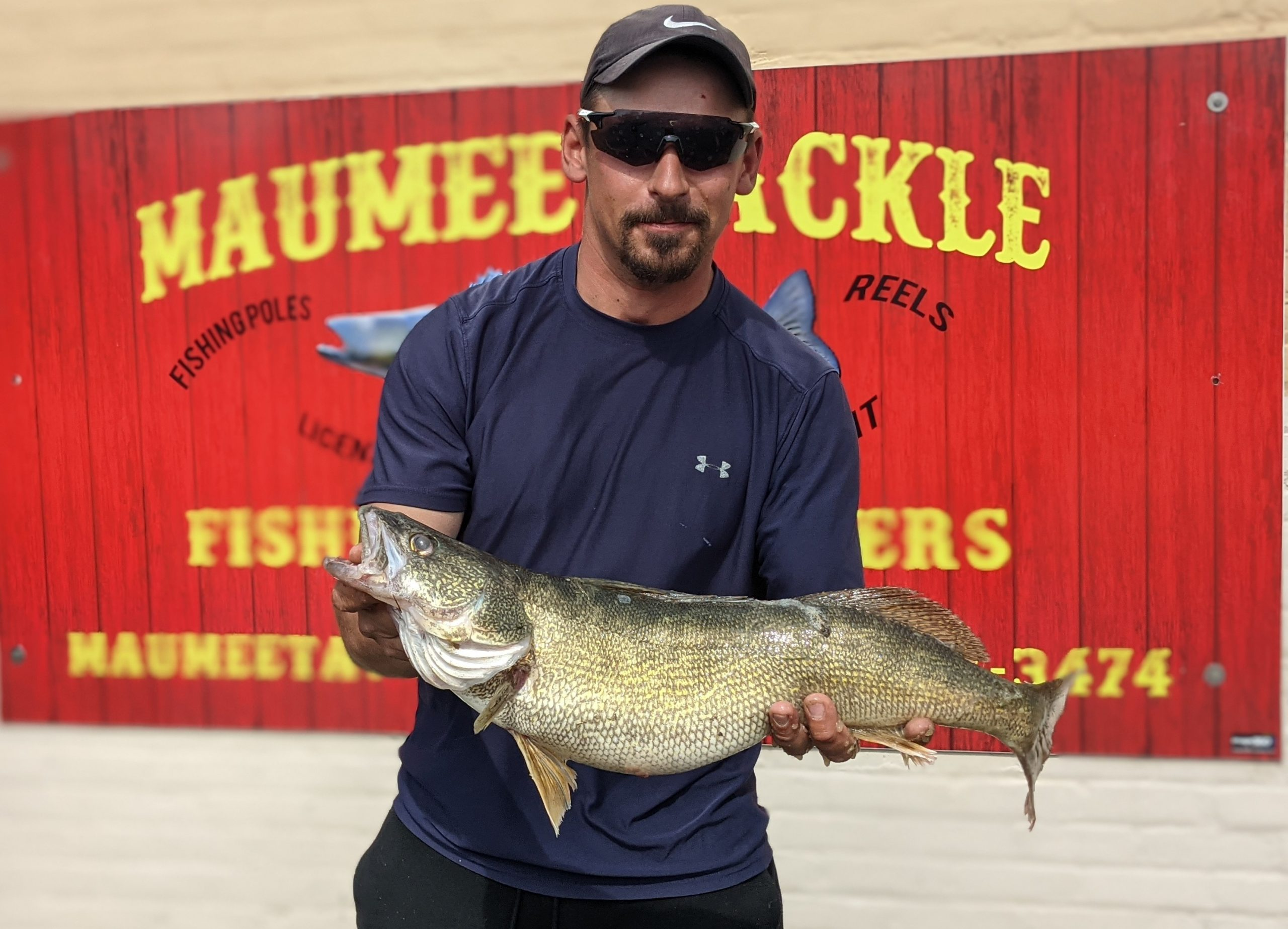 maumee river report- may 3 ,2021